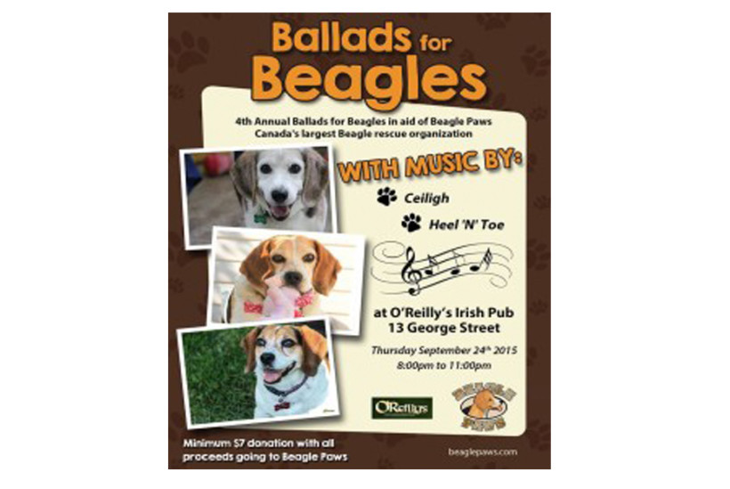 Ballads For Beagles